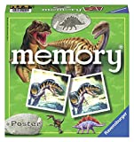 Ravensburger- Dinosaurier Memory, diseo Dinosaurios, Multicolor (22099)