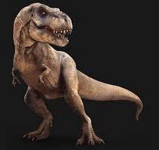 tiranosaurio rex dinosaurio rey