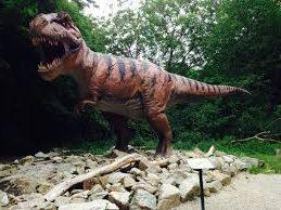 dino rex tamaño real
