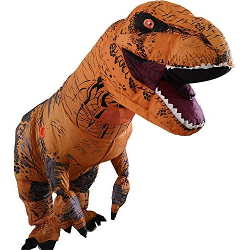 disfraz inflable tiranosaurio rex
