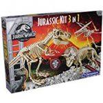 juego de mesa educativo y cientifico del t-rex y triceraptor