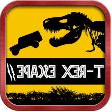 juego de escapar del t-rex
