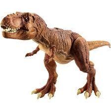 dinosaurios t-rex de plastilina manualidades