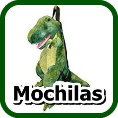 Mochila con forma de dinosaurio rex o con fotos, para llevar libros, equipaje