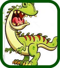 imprimir dinosaurio dibujo y descargar