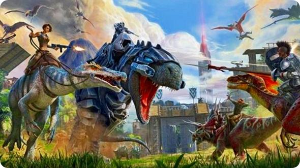 juegos de peleas ddinosaurios muertos