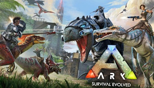 Video juego dinosaurios ark survival evolved