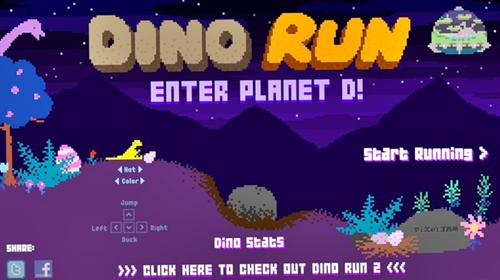 dino run dx game gratis