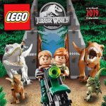 Lego jurassic world ps3 ps4 xbox