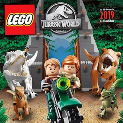 Lego Jurassic World PS y Xbox 2019