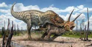 mordisco letal de dinosaurio
