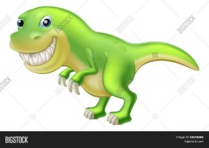 dinosario rex