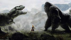 rex contra king kong
