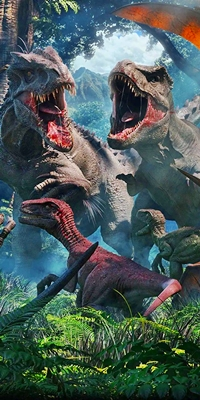 reunion de dinosaurios