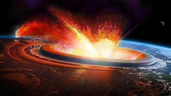asteroide que mato dinosaurios