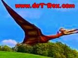imagen dinosauro vque vuela