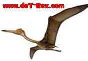 dinosaurio volando