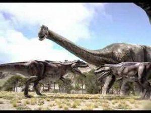 pelea de dinosaurios todos contra todos