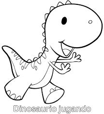 t-rex baby