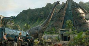 brachosaurio siendo atacado