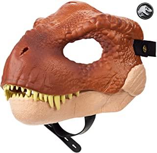 mascara de dinosaurio de juguete