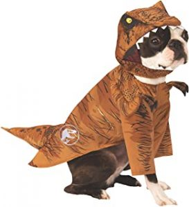 disfraz dinosaurio para perro